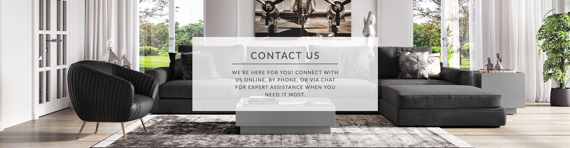 Modani Contact Page